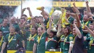 Leicester Tigers win Aviva Premiership final