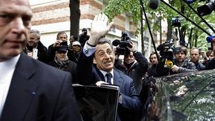 Nicolas Sarkozy French Election