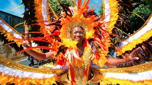 Thousands celebrate Luton Carnival