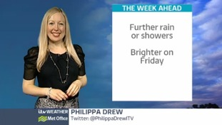 Monday's Meridian Weather - Latest forecast