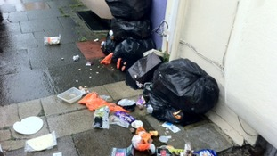Rubbish Brighton