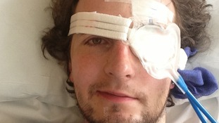 "Hollyoaks actor: ""I'm fine"" after attack"
