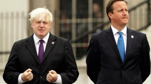 Boris Johnson 'backing Cameron all the way'