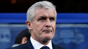 Mark Hughes: Stoke City's new manager