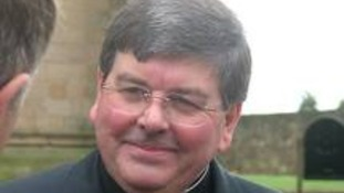 The late Dean of Ripon, the Very Reverend Keith Jukes