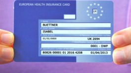UK residents can use the EHIC to get free medical care while travelling in Europe