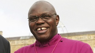 "Sentamu ""thankful"" after prostate cancer surgery"