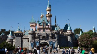 File photo: The Castle at Disneyland