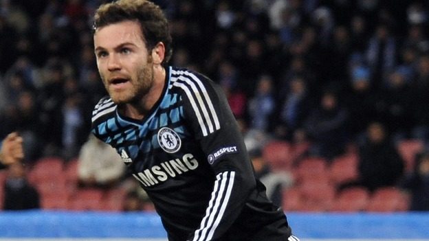 Chelsea&#x27;s Juan Mata