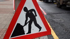Congested roads across England are to be tackled with funding