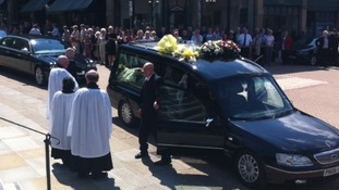 Funeral for Rotherham actor Paul Shane