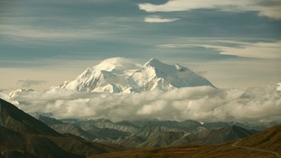 Mount McKinley from Denali National Park
