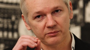 WikiLeaks founder Julian Assange pictured in November 2012.