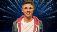 Teenage singer Jordan O'Keefe is through to next week's Britain's Got Talent final