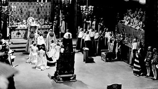 Coronation Oath sworn by Queen