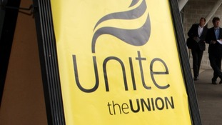 Unite is unhappy with the decision the include curbs on trade union election spending in the lobbying bill.