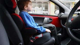 Spot checks find fitting faults with 49% of car seats