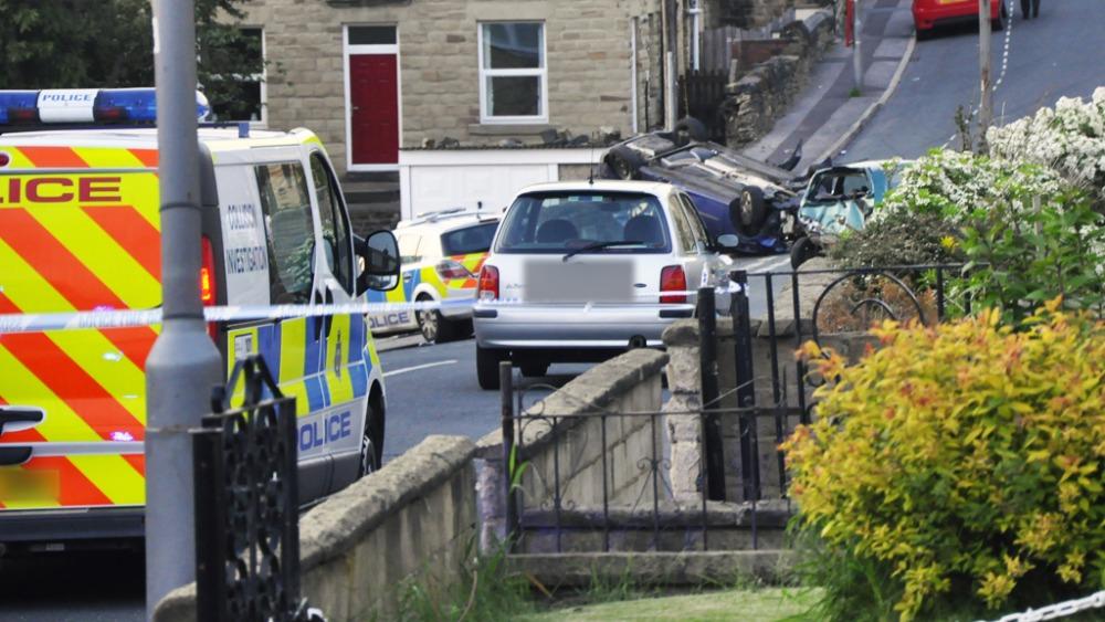 Batley Car Crash