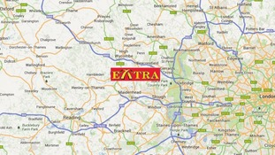 The location of the Extra service station that will host the Wetherspoon's bar