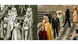 In pictures: 60 years since the Queen's Coronation