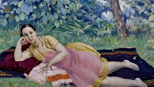 'Apres-midi' by Adolphe Valette