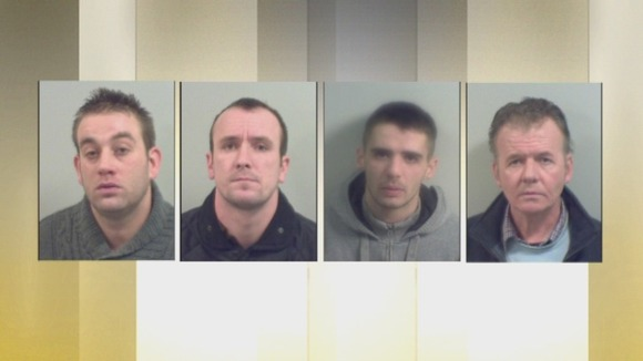Kent, drugs, jailed