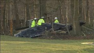 Rudding Park helicopter crash