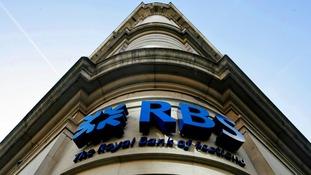 Did Sir Mervyn King vow to see RBS split before he retires?
