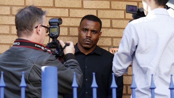 Mike GLC, who was arrested along with former X Factor judge Tulisa Contostavlos
