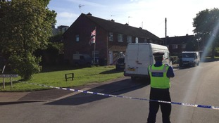 Faseman Avenue, Coventry, where there was a shooting.