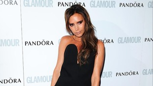 Victoria Beckham named Woman of the Decade