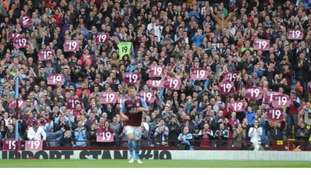 Aston Villa have recorded the highest losses in the Premier League for the 2011/12 season