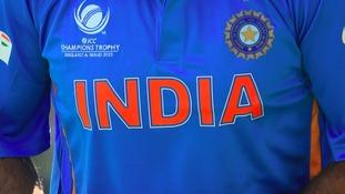 India cricket shirt