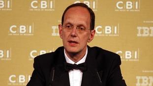 CBI Director-General John Cridland.