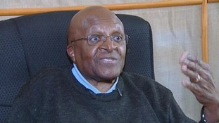 Archbishop Desmond Tutu, speaking to ITV Africa Correspondent, Rohit Kachroo.