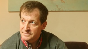 Alastair Campbell: For me, depression feels like being dead
