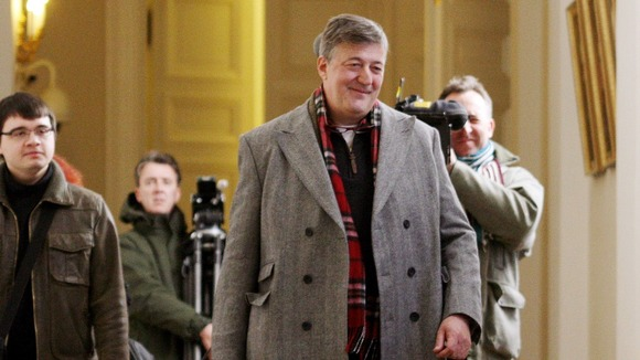 Stephen Fry, who has bipolar disorder, recently revealed he had attempted suicide in an interview