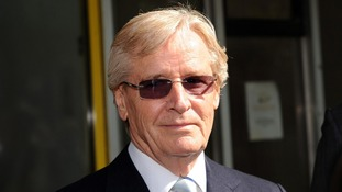 Coronation Street actor Bill Roache appeared at Preston Magistrates' Court this monring.