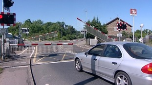 Concerns about a railway crossing in Suffolk