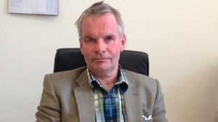 Lincolnshire County Council leader Martin Hill