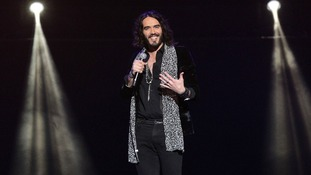Russell Brand will bring play to Israel, Lebanon and Palestine, as well as Russia, the UK and the US