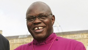 The Archbishop of York Dr John Sentamu has hit out those who avoid paying their fair share of tax.