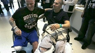 Paul and JP Norden each lost a leg in the Boston Marathon attacks.