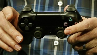 The new Dual Shock 4 controller