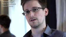Edward Snowden, speaking to the Guardian