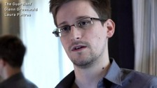 Edward Snowden, speaking to the Guardian.
