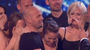 Shadow dance troupe Attraction won this year's Britain's Got Talent.