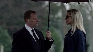 Neil Stuke and Tamzin Outhwaite in Father's Day