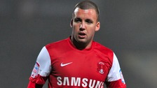 Jimmy Smith, who's joined Stevenage from Leyton Orient