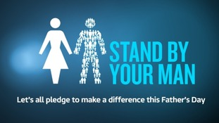 Make a difference this Father's Day